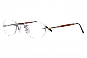SleekLine SLW19 Square Frame Eyeglasses