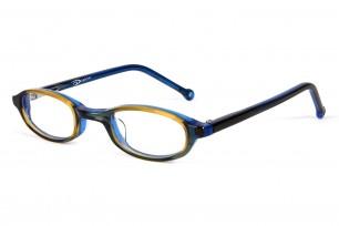 OVision 7036-S Oval Frame Eyeglasses