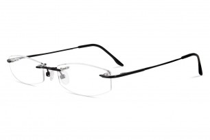SleekLine SL219 Rectangle Frame Eyeglasses