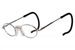 SleekLine SL08 Oval Frame Eyeglasses