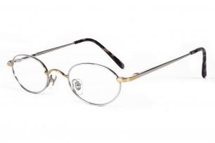 SleekLine SL53 Oval Frame Eyeglasses