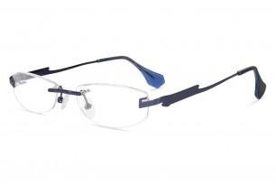 SleekLine SL217 Oval Frame Eyeglasses