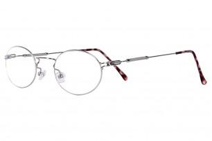 SleekLine SL85 Oval Frame Eyeglasses