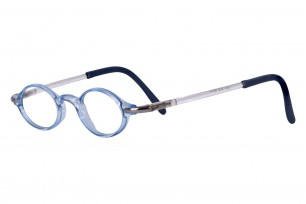 SleekLine SL813P Oval Frame Eyeglasses
