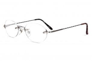 SleekLine SL337 Oval Frame Eyeglasses
