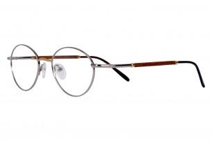SleekLine SLW02 Round Frame Eyeglasses