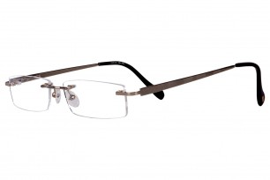 SleekLine SL300 Rectangle Frame Eyeglasses