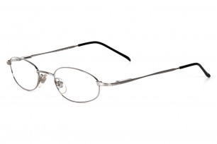 ABC 1137 Oval Frame Eyeglasses